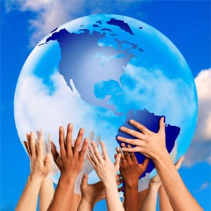 world-education-globe