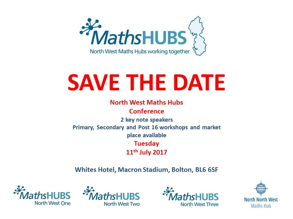 save-the-date-nw-maths-hubs-conference-2017