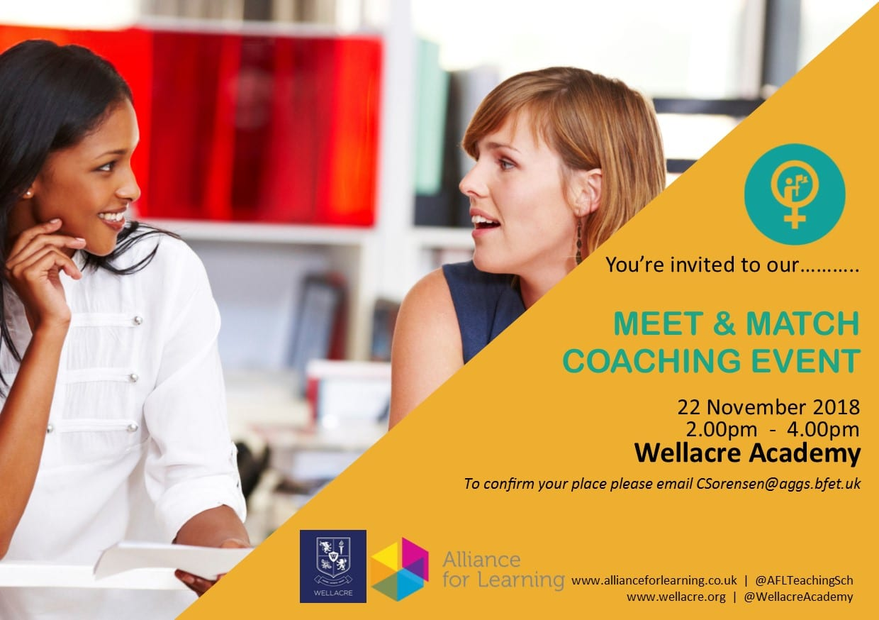 Meet & Match Coaching Event